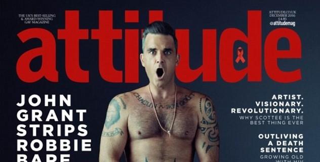 """Revolution"", исполнитель Robbie Williams"