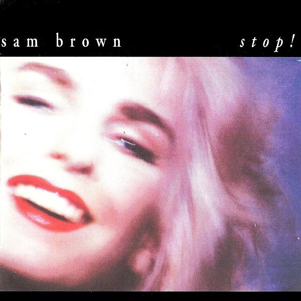 """""""Stop"""", исполнитель Sam Brown"""