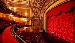 At the Theatre – В театре