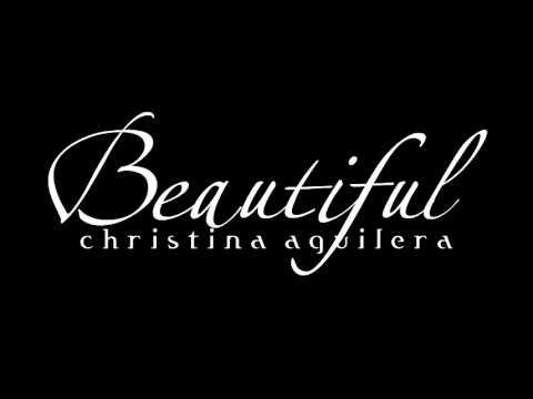 """Текст песни """"Beautiful"""", исполнитель Christina Aguilera"""