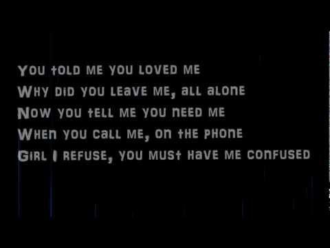 "Текст песни ""Cry me a river"", исполнитель Justin Timberlake"