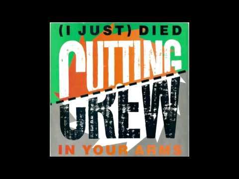 "Текст песни ""Died in your arms"", исполнитель Cutting Crew"