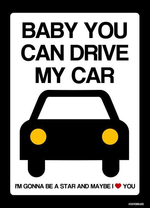 """Текст песни """"Drive my car"""", исполнитель Beatles"""