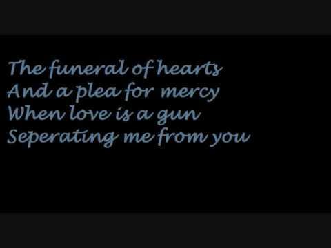 """Текст песни """"Funeral of Hearts"""", исполнитель H.I.M."""