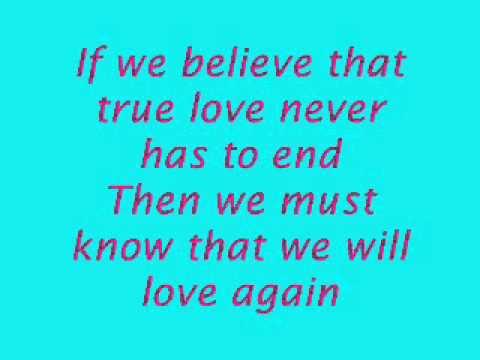 """Текст песни """"I still believe"""", исполнитель Mariah Carey"""