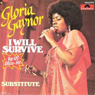 "Текст песни ""I Will Survive"", исполнитель Gloria Gaynor"