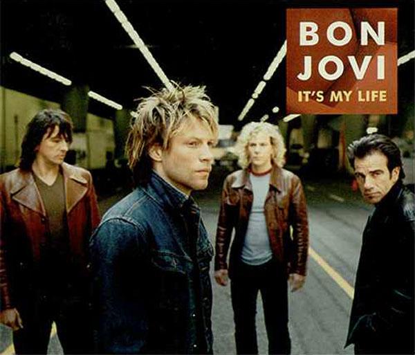 "Текст песни ""It's My Life"", исполнитель Bon Jovi"