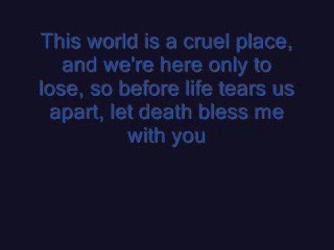 """Текст песни """"Join Me In Death"""", исполнитель H.I.M."""