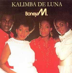 """Текст песни """"Kalimba De Luna"""", исполнитель Boney M"""