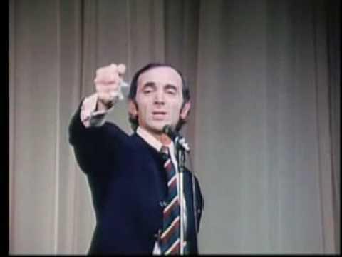 """Текст песни """"La boheme"""", исполнитель Charles Aznavour"""