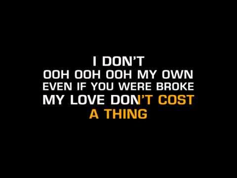 """Текст песни """"Love Don't Cost A Thing"""", исполнитель Jennifer Lopez"""