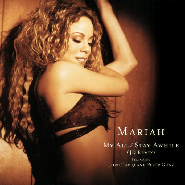 """Текст песни """"My all"""", исполнитель Mariah Carey"""