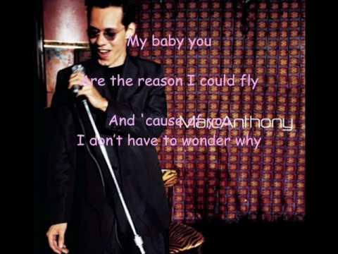 "Текст песни ""My Baby You"", исполнитель Marc Anthony"