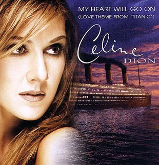 "Текст песни ""My Heart Will Go On"", исполнитель Celine Dion"