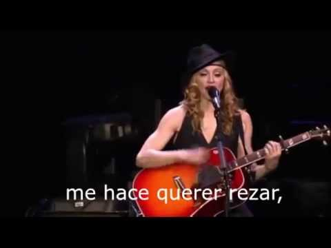 """Текст песни """"Nothing Fails"""", исполнитель Madonna"""