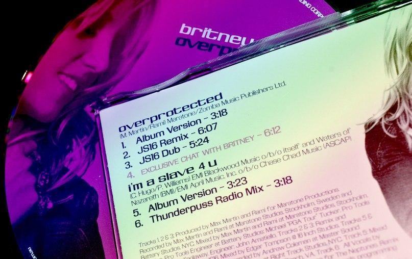 "Текст песни ""Overprotected"", исполнитель Britney Spears"