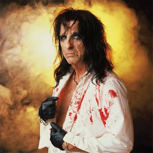 """Текст песни """"Poison"""", исполнитель Alice Cooper"""