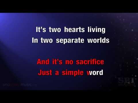"""Текст песни """"Sacrifice"""", исполнитель Elton John"""