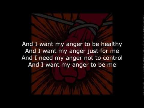"Текст песни ""St Anger"", исполнитель Metallica"
