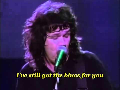 """Текст песни """"Still Got the Blues"""", исполнитель Gary Moore"""