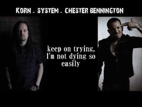 """Текст песни """"System"""", исполнитель Chester Bennington"""