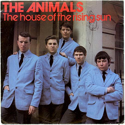 "Текст песни ""The House of the Rising Sun"", исполнитель Animals"
