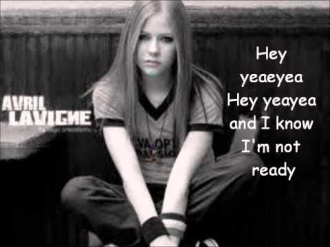 "Текст песни ""Tomorrow"", исполнитель Avril Lavigne"