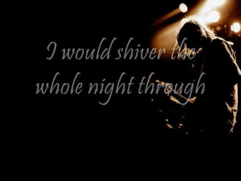 "Текст песни ""Where Did You Sleep Last Night"", исполнитель Nirvana"