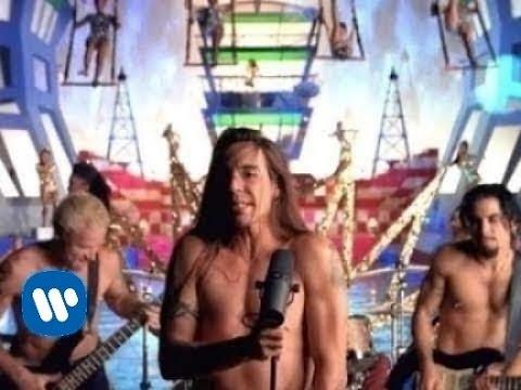 """""""Aeroplane"""", исполнитель Red Hot Chili Peppers"""