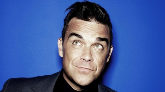 """Angels"", исполнитель Robbie Williams"