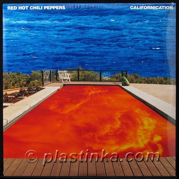 """""""Californication"""", исполнитель Red Hot Chili Peppers"""