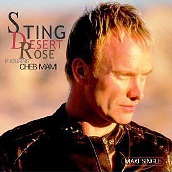 """""""Desert rose"""", исполнитель Sting"""