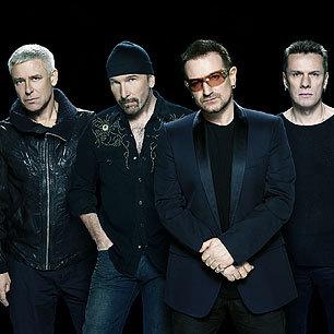 """""""Elevation"""", исполнитель U2"""