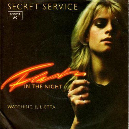 """Flash In The Night"", исполнитель Secret Service"