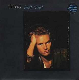 """""""Fragile"""", исполнитель Sting"""