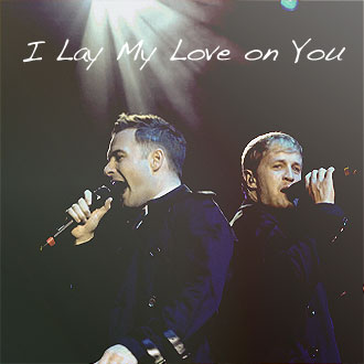 """I Lay my Love on You"", исполнитель Westlife"