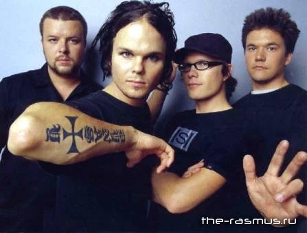 """In the Shadows"", исполнитель The Rasmus"