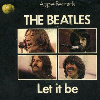 """Let it Be"", исполнитель The Beatles"