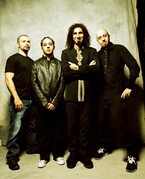"""Spiders"", исполнитель System Of A Down"