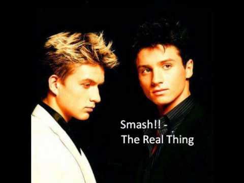 """""""The real thing"""", исполнитель Smash!!"""