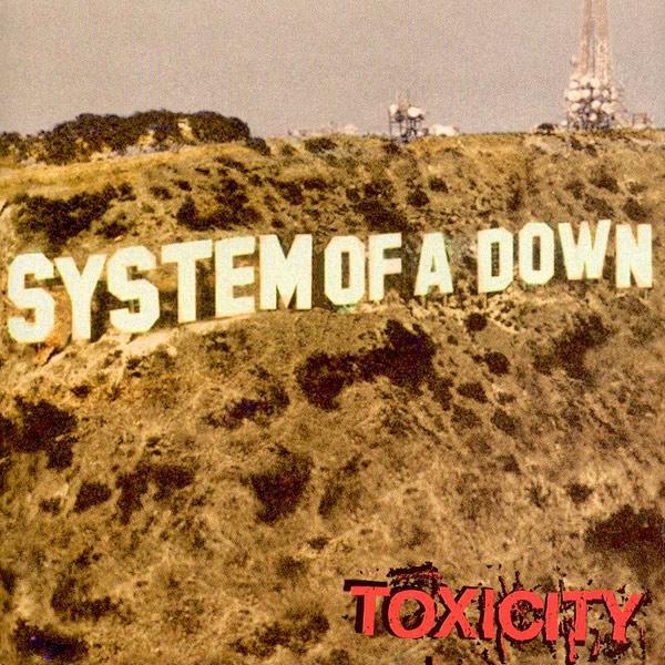 """Toxicity"", исполнитель System Of A Down"