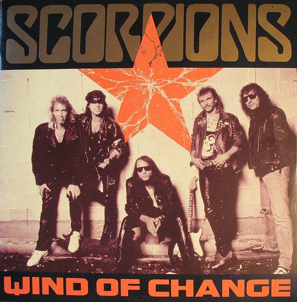 """Wind of change"", исполнитель Scorpions"